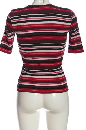 Hallhuber Gestreept shirt volledige print casual uitstraling