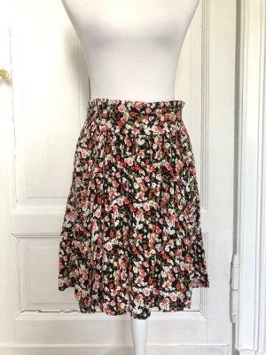 Hallhuber Mini-jupe multicolore