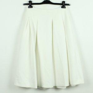 Hallhuber Donna Midi Skirt white