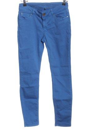 Hallhuber Röhrenjeans blau Casual-Look