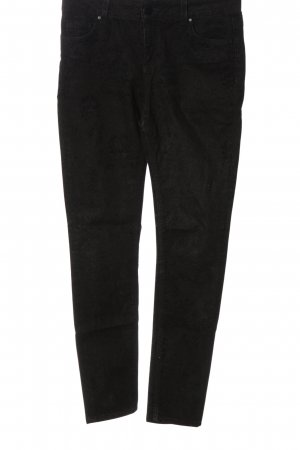 Hallhuber Jeans cigarette noir style décontracté