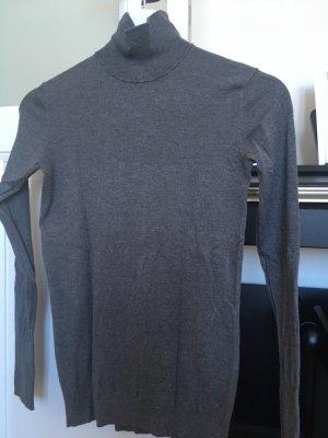 Hallhuber Turtleneck Sweater grey