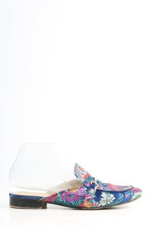 Hallhuber Sabot multicolore style décontracté