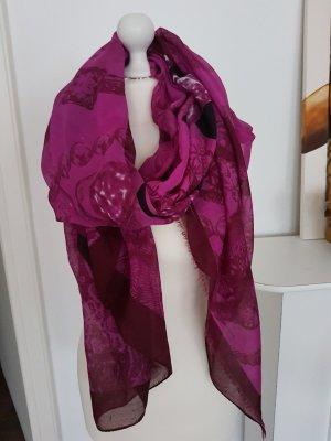 Hallhuber Zomersjaal paars-violet