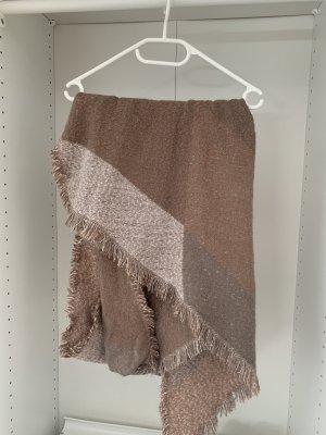 Hallhuber Bufanda de lana multicolor