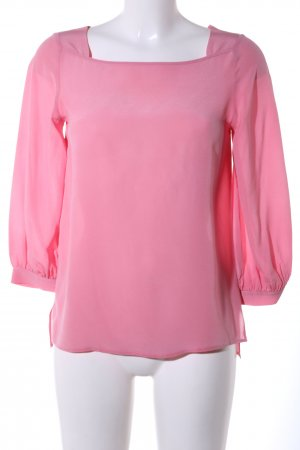 Hallhuber Slip-over Blouse pink casual look