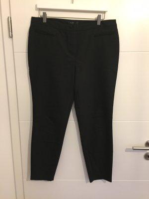 Hallhuber Pantalone da abito nero