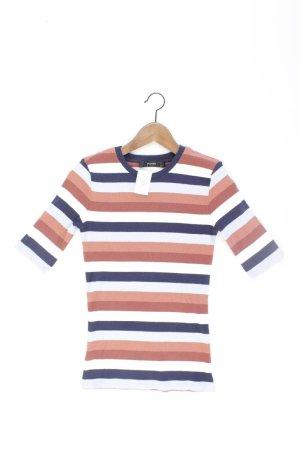 Hallhuber Shirt blau Größe M