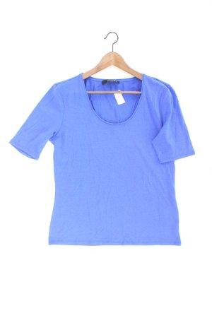 Hallhuber Shirt blau Größe XXL