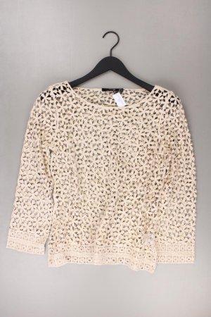 Hallhuber Shirt creme Größe 36