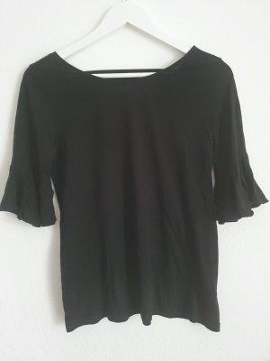 Hallhuber Shirt mit Tulpenärmeln
