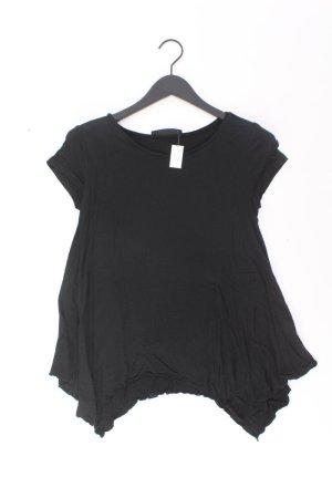 Hallhuber Shirt schwarz Größe S