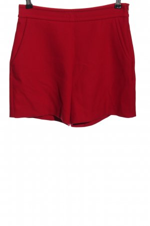 Hallhuber Shorts rot Casual-Look