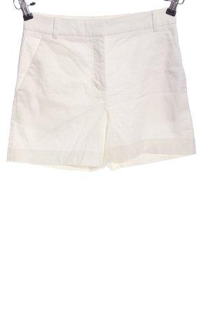Hallhuber Short blanc style décontracté