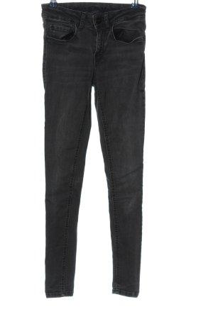 Hallhuber Slim Jeans hellgrau Casual-Look