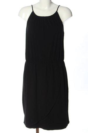 Hallhuber Sommerkleid schwarz Casual-Look