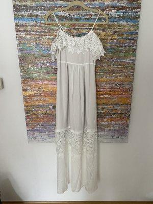 Hallhuber Sommerkleid mit Spitze Gr. 36