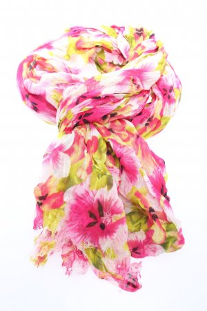 Hallhuber Summer Scarf allover print casual look