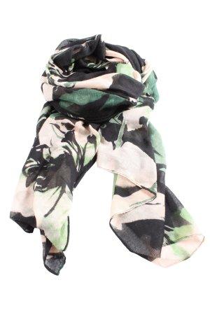 Hallhuber Chal veraniego estampado con diseño abstracto look casual
