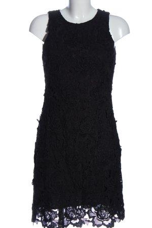 Hallhuber Lace Dress black elegant