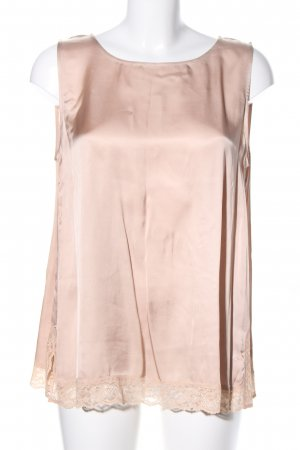 Hallhuber Lace Top nude casual look