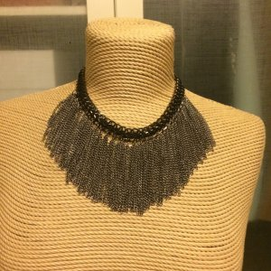 Hallhuber Statement Kette Gliederkette top Zustand