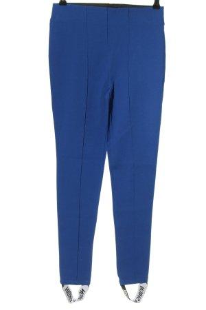 Hallhuber Steghose blau Casual-Look