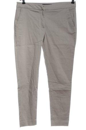 Hallhuber Haut-de-chausse gris clair style décontracté