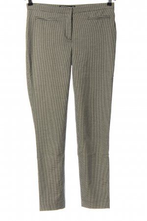 Hallhuber Jersey Pants white-black business style