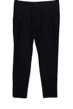 Hallhuber Jersey Pants black business style