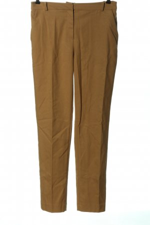 Hallhuber Jersey Pants brown business style