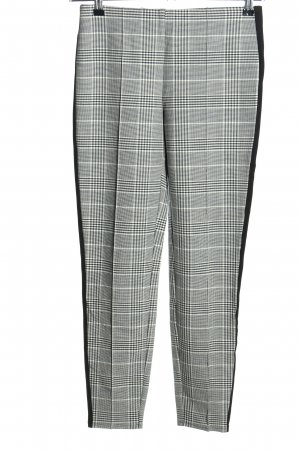 Hallhuber Jersey Pants allover print casual look