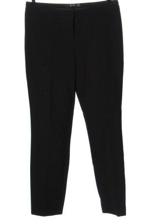Hallhuber Jersey Pants black casual look