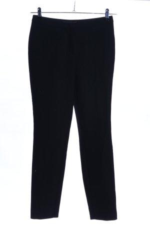 Hallhuber Jersey Pants black mixture fibre