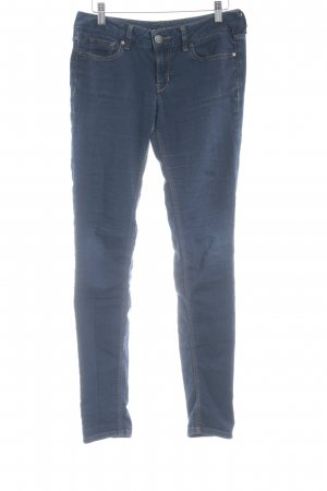 Hallhuber Stretch Jeans dunkelblau Casual-Look