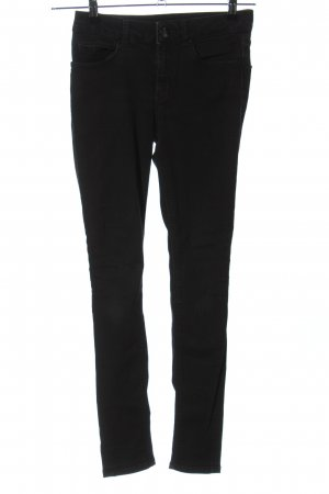 Hallhuber Stretch Jeans black casual look