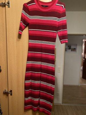 Hallhuber Sukienka z dzianiny Wielokolorowy