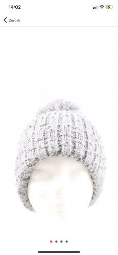 Hallhuber Knitted Hat multicolored