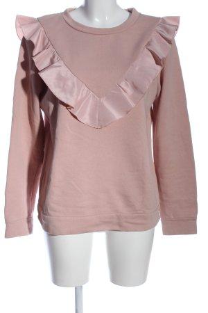 Hallhuber Sweatshirt pink Casual-Look