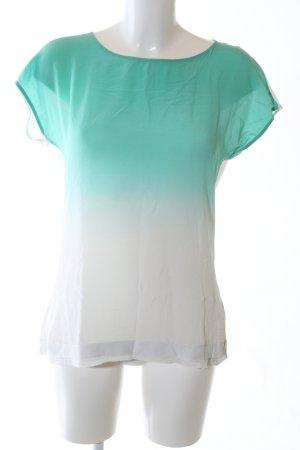 Hallhuber T-Shirt Farbverlauf Casual-Look