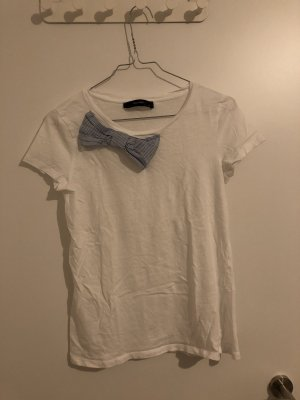 Hallhuber T-Shirt mit Schleife