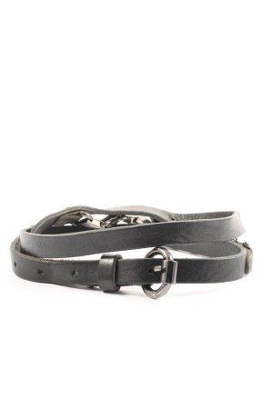 Hallhuber Waist Belt black business style