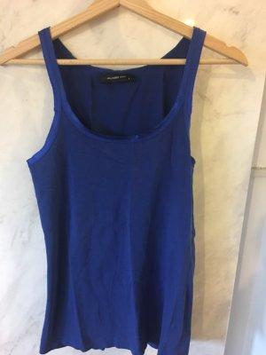 Hallhuber Basic topje blauw