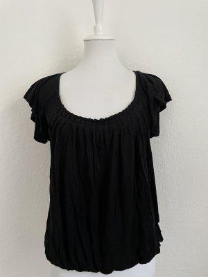 Hallhuber Basic topje zwart