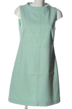 Hallhuber A-Linien Kleid blau Casual-Look