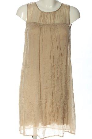 Hallhuber Blusenkleid nude Casual-Look