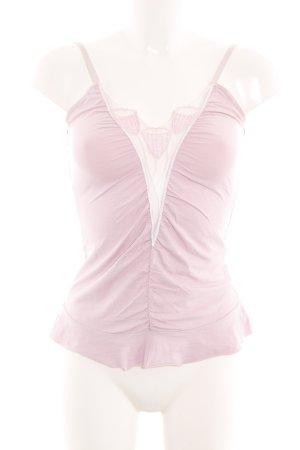 Hallhuber Trägertop pink Casual-Look