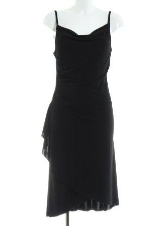 Hallhuber trend Abendkleid schwarz Casual-Look