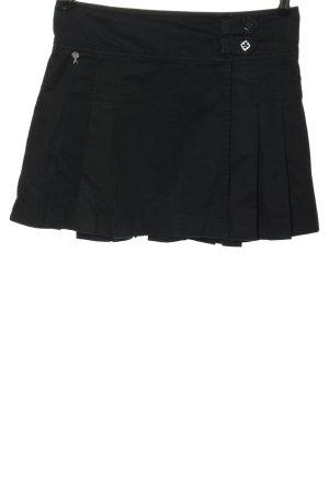 Hallhuber trend Wraparound Skirt black casual look