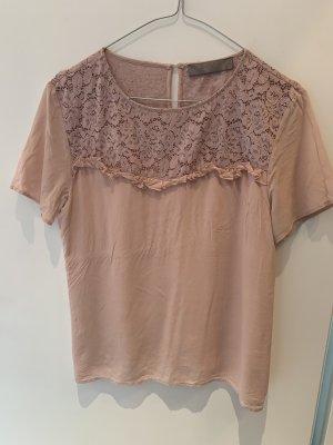 Hallhuber Tshirt aus Seide